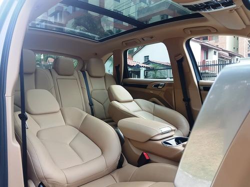 porsche cayenne s automatico 4x4 modelo 2012