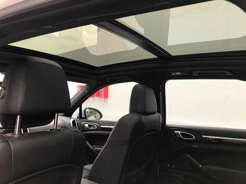 porsche cayenne s v8 2014 full blanca  - porsche nordenwagen