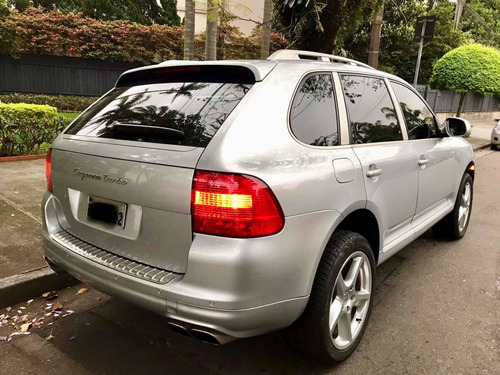 porsche cayenne turbo 2003 impecavel revisado
