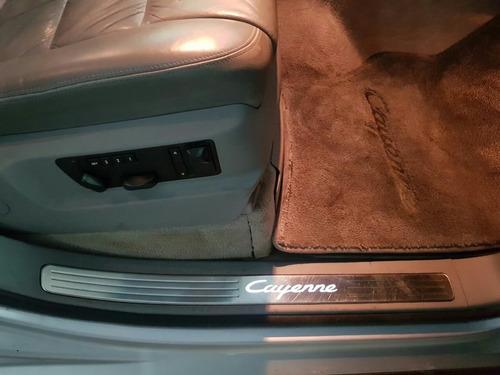 porsche cayenne turbo 2004 blindada