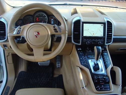 porsche cayenne turbo 2011 blanco