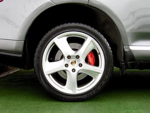 porsche cayenne  turbo 4.8 aut 2008