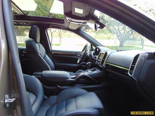 porsche cayenne v6 luxury tp 3600cc