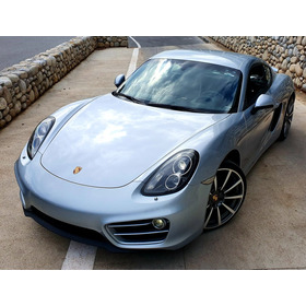 Porsche Cayman 2.9l Pdk At 2014
