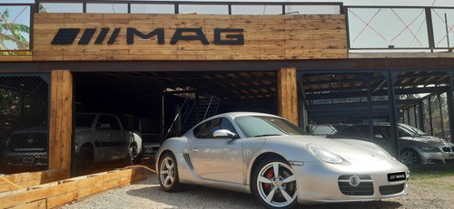 porsche cayman 3.4 s 295cv (987) manual 2007
