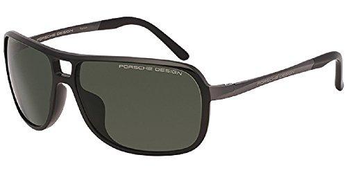d206134c39 Porsche Design Gafas De Sol - P8556 A - Negro / Bronce ...
