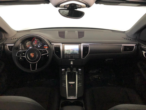 porsche macan 2.0 turbo 16v cinza 2015 automático com teto