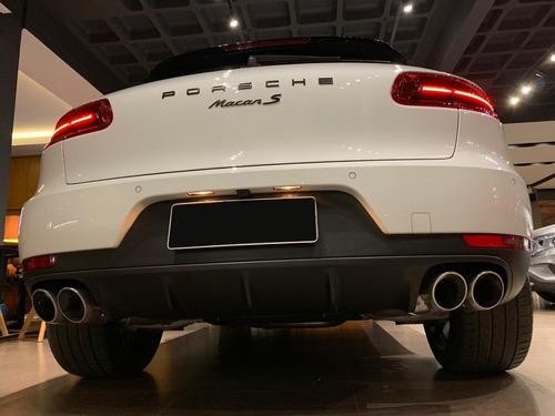 porsche macan 3.0 v6 turbo s