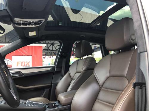 porsche macan 3.6 24v v6 turbo gasolina 4p automático
