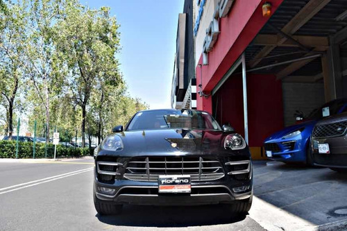 porsche macan 3.7 turbo performance package at 2017