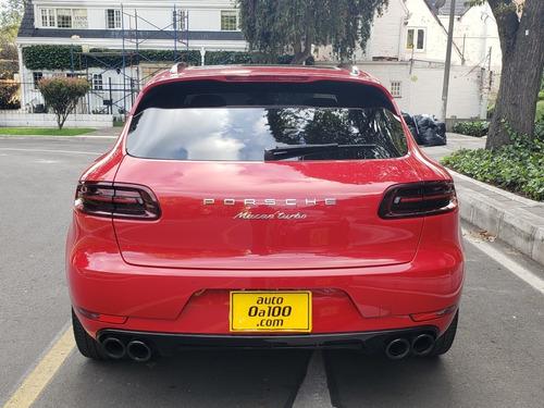 porsche macan turbo 2017