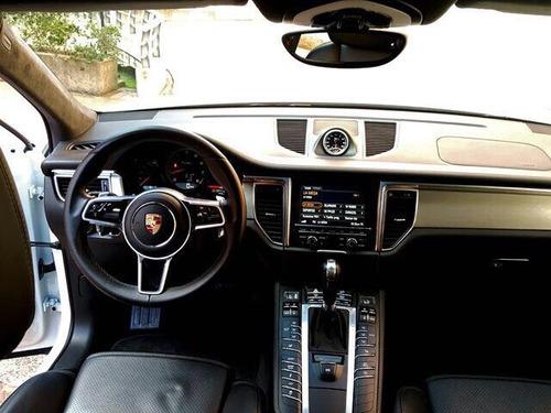 porsche macan turbo tp 3600cc v6 ct tc 2015