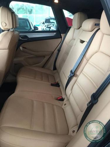 porsche macan turbo v6 3.6 bi-tb aut./2018