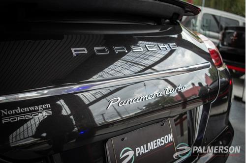 porsche panamera 4.8 turbo 500cv (970) 2011