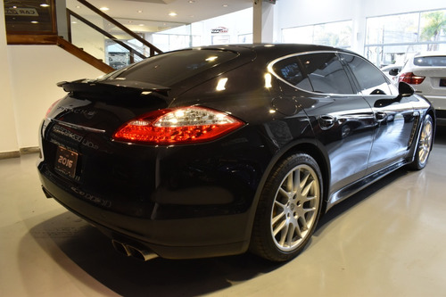 porsche panamera 4.8 turbo 500cv blindado rb3 - car cash