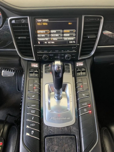 porsche panamera 4.8 turbo 500cv blindado rb3 - car cash