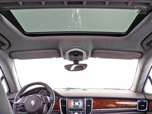 porsche panamera turbo 4.8 v8 turbo 4p automático