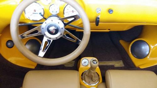 porsche spider 550, réplica, ano 1955, sem uso!