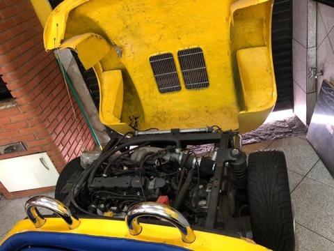 porsche spyder 1.8 flex (motor de montana) 1980 com dh