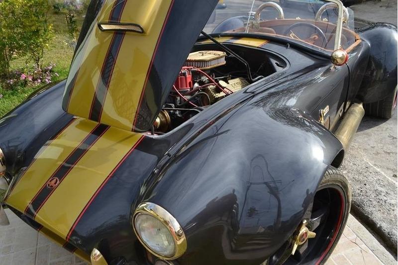 porsche spyder 550 speedster 356 shelby cobra proj especiais