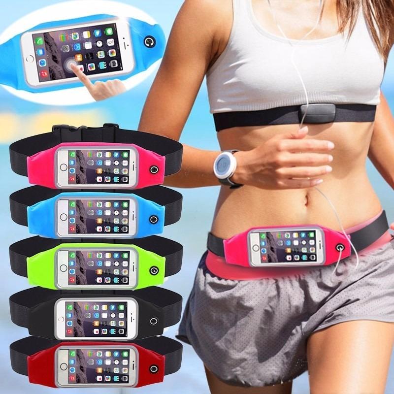 Porta Acessorios Celular Iphone Samsug Corrida Caminhada