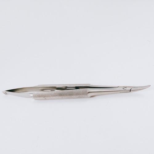 porta aguja castroviejo curvo belkys odontologia