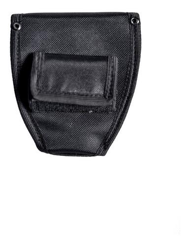 porta algema semi rigido coberto em poliamida ( nylon) fácil fixação e remoção no cinto policia militar minas gerais
