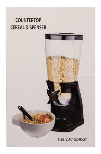 porta alimento dispenser mantimento cereais sucrilho cozinha