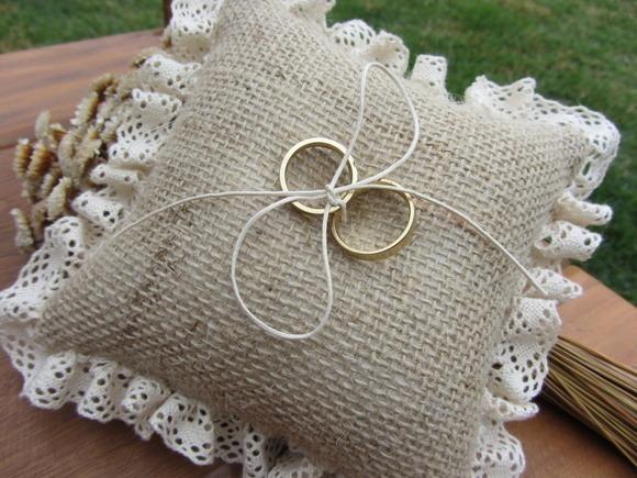 Matrimonio Rustico Como : Porta argollas campestre rústico para tu boda matrimonio $ 9.990
