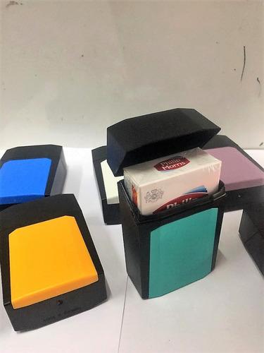 porta atado  // plástico// flip case // x20 cigarros / gizeh