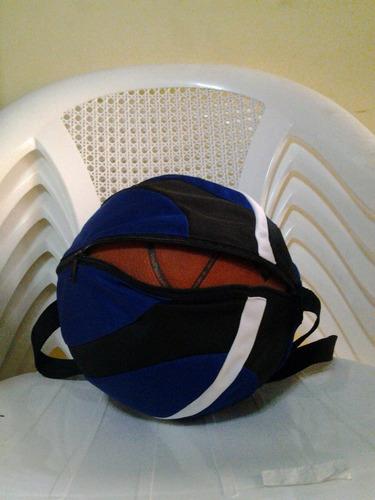 porta balon de basket basketball estilo morral