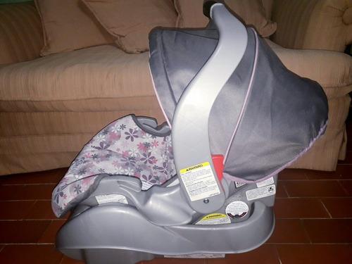 porta bebé graco para niña como nuevo