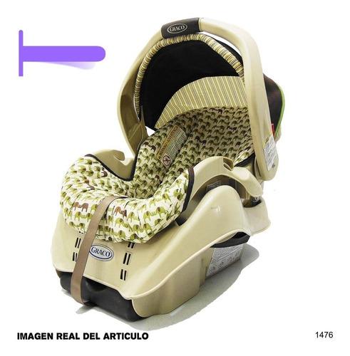 porta bebe silla de carro graco con base para vehiculo