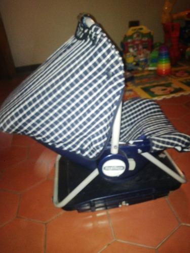 porta bebe/ silla de carro peg perego