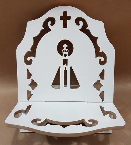 porta bíblia em mdf n. s. aparecida