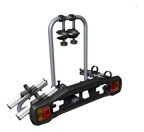 porta bicicleta enganche bocha remolque c/paragolpe y faros