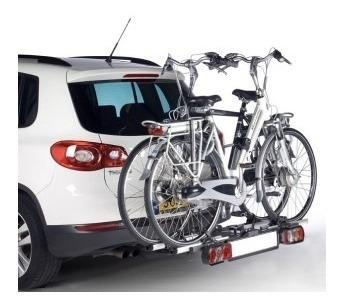porta bicicleta enganche bocha remolque paragolpe inclinable