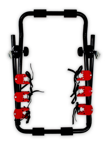 porta bicicleta soporte carga 3 bici  auto camioneta r4367