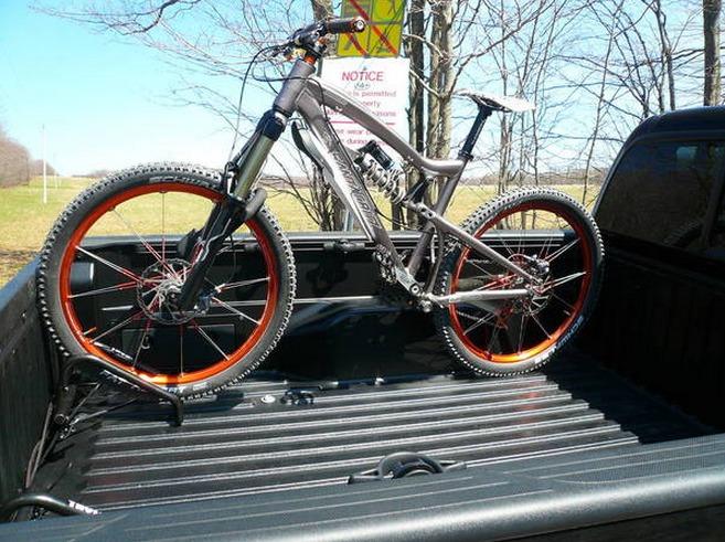 Porta Bicicletas Para Camioneta Modelo Insta Gater Thule
