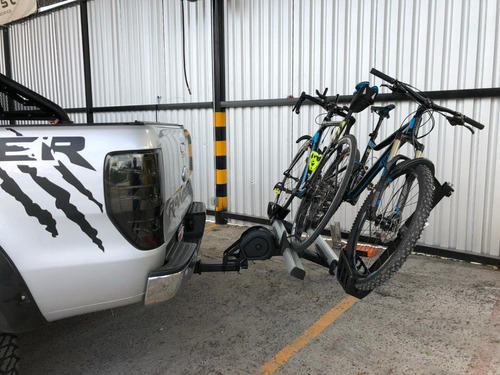 porta bicicletas thule t2 pro xt 2 bicicletas +regalo