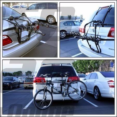 porta bicicletas universal / 3 bicis / 45 kg sobreruedas