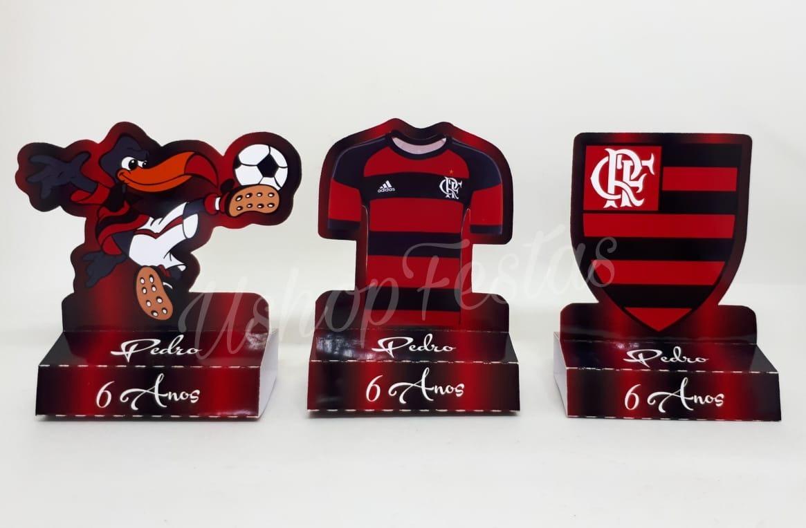 Porta Bis Duplo Flamengo C40 Unidades R 3296 Em