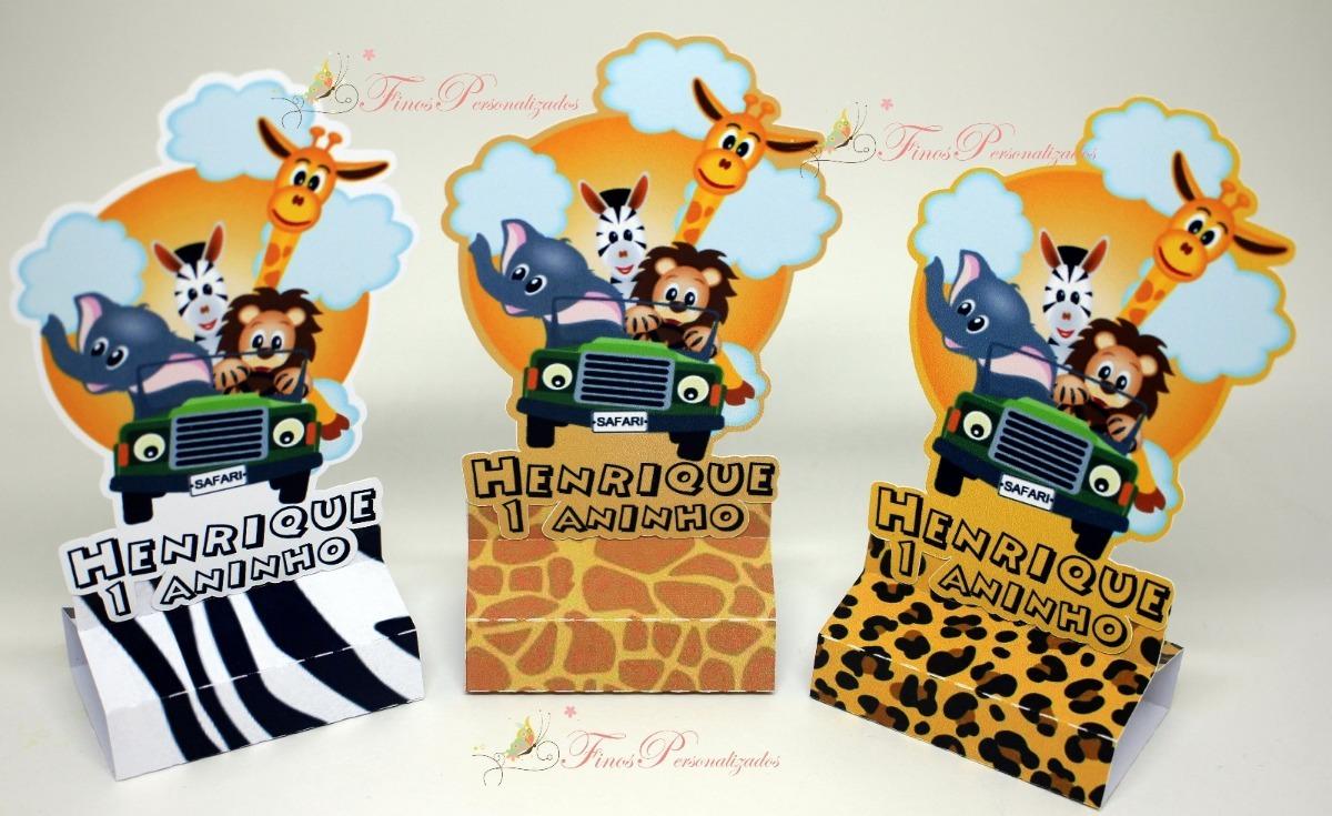 Porta Bis Duplo Safari Temos Vários Temas R 100 Em Mercado Livre