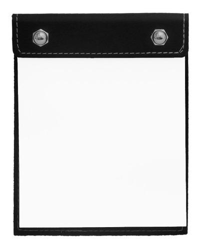 porta-bloco com parafuso - tamanho do produto: 16,0cm x 12,5