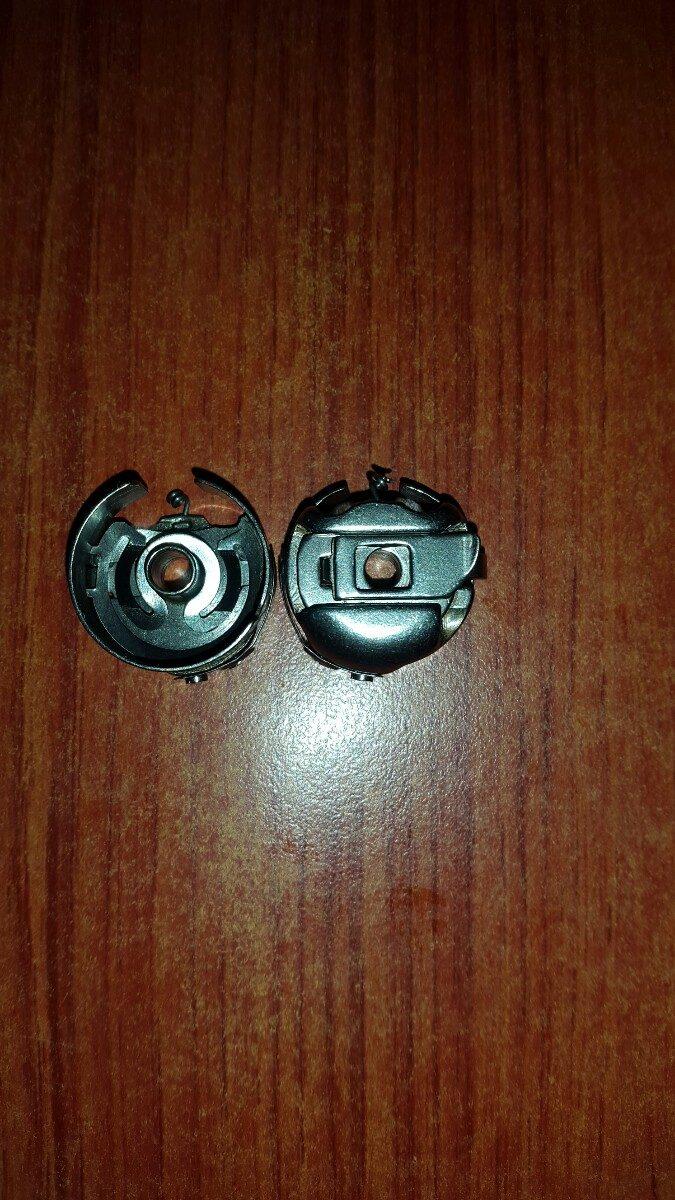 Porta Bobina 20u Para Máquina De Coser 20u Industrial - Bs