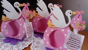 Encintados Para Baby Shower Nina.Porta Bombones De Goma Eva Cumpleanos Bautizos Baby Shower