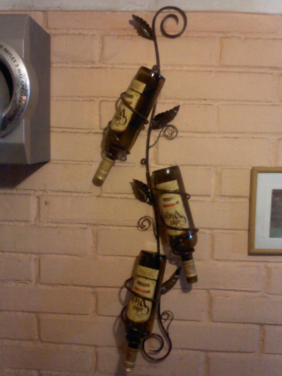 Porta Botellas Al Muro En Mercado Libre