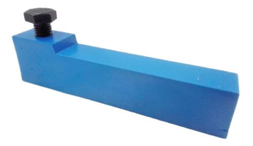 porta buril /  para torno / reforzado / 1  pulgada sin buril