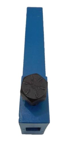porta buril /  para torno / reforzado/ 5/8 pulgada sin buril