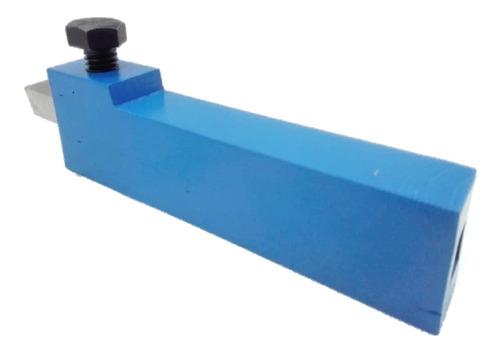 porta buril /  para torno / reforzado medida 3/8 pulgada